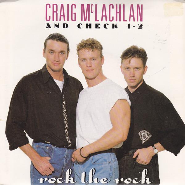 Craig McLachlan Check 1-2 Rock The Rock