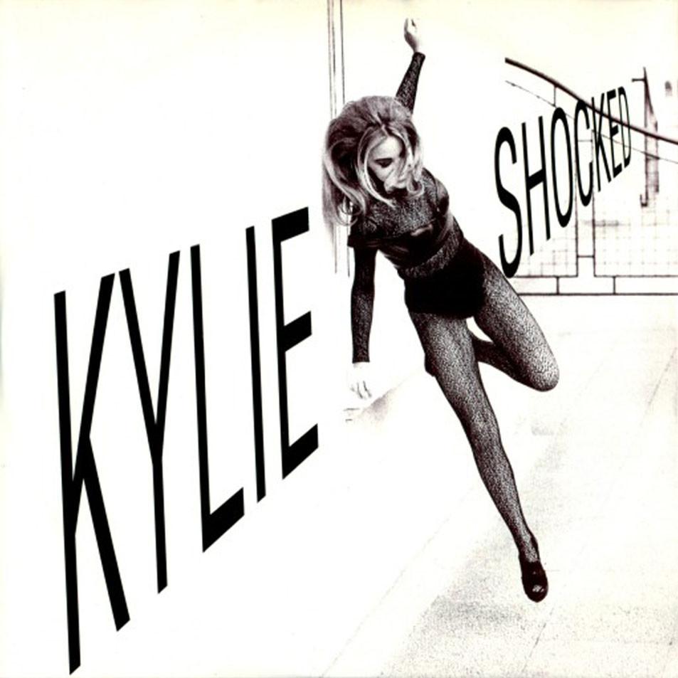 Kylie Minogue Shocked