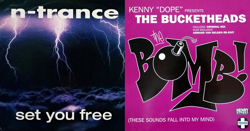 N-Trance The Bucketheads