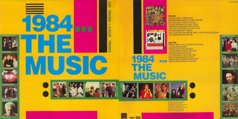 10. 1984... The Music