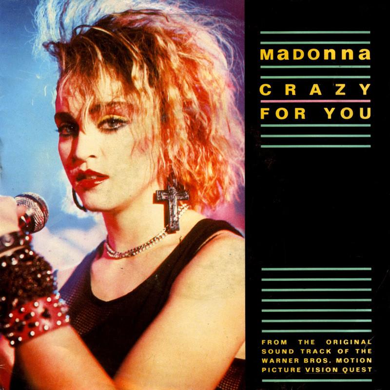 Madonna Crazy For You