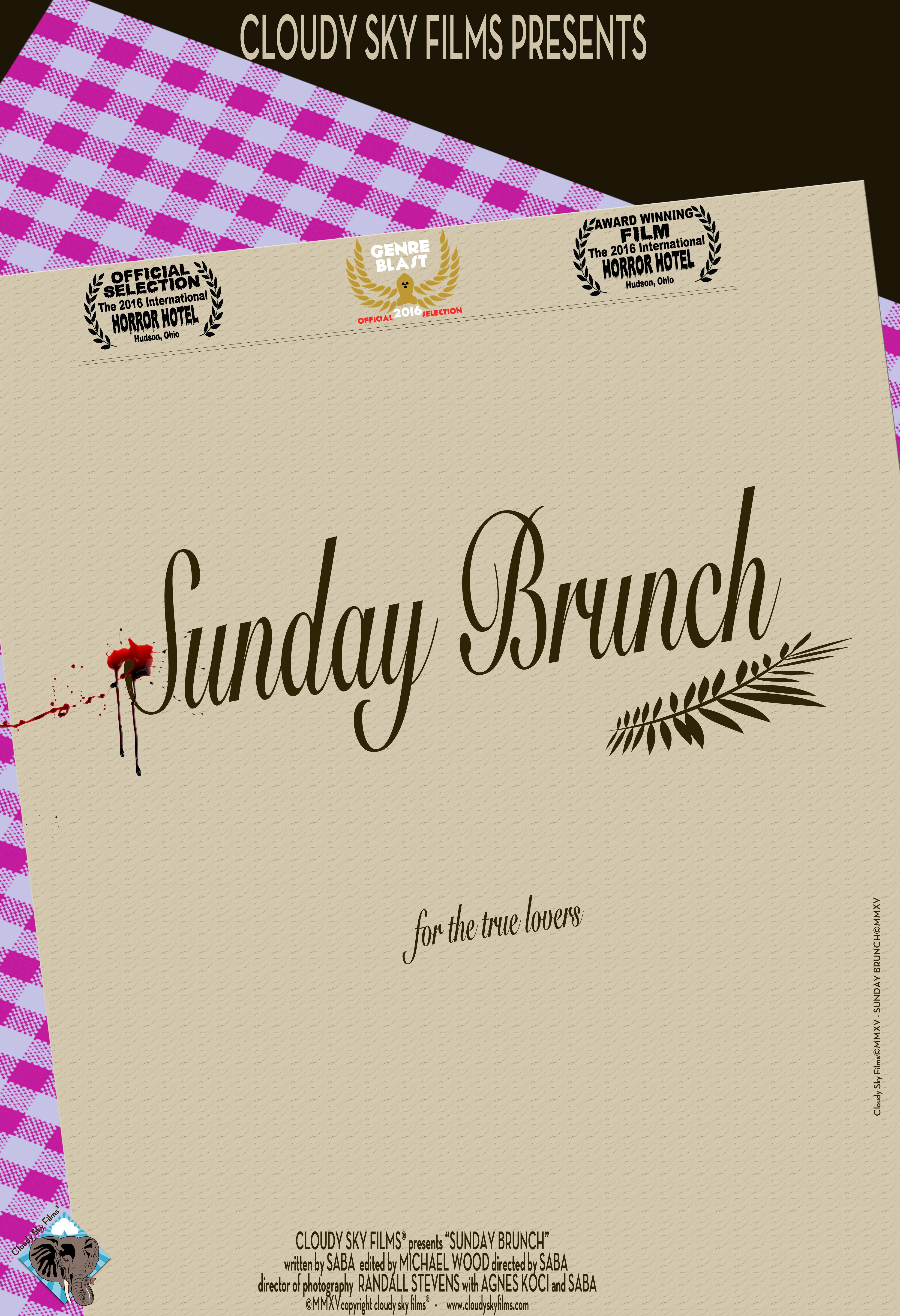 Sunday Brunch awards