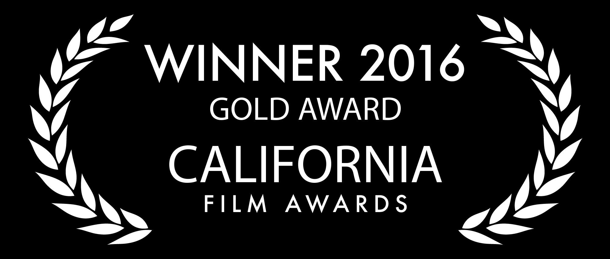 2016 GOLD AWARD