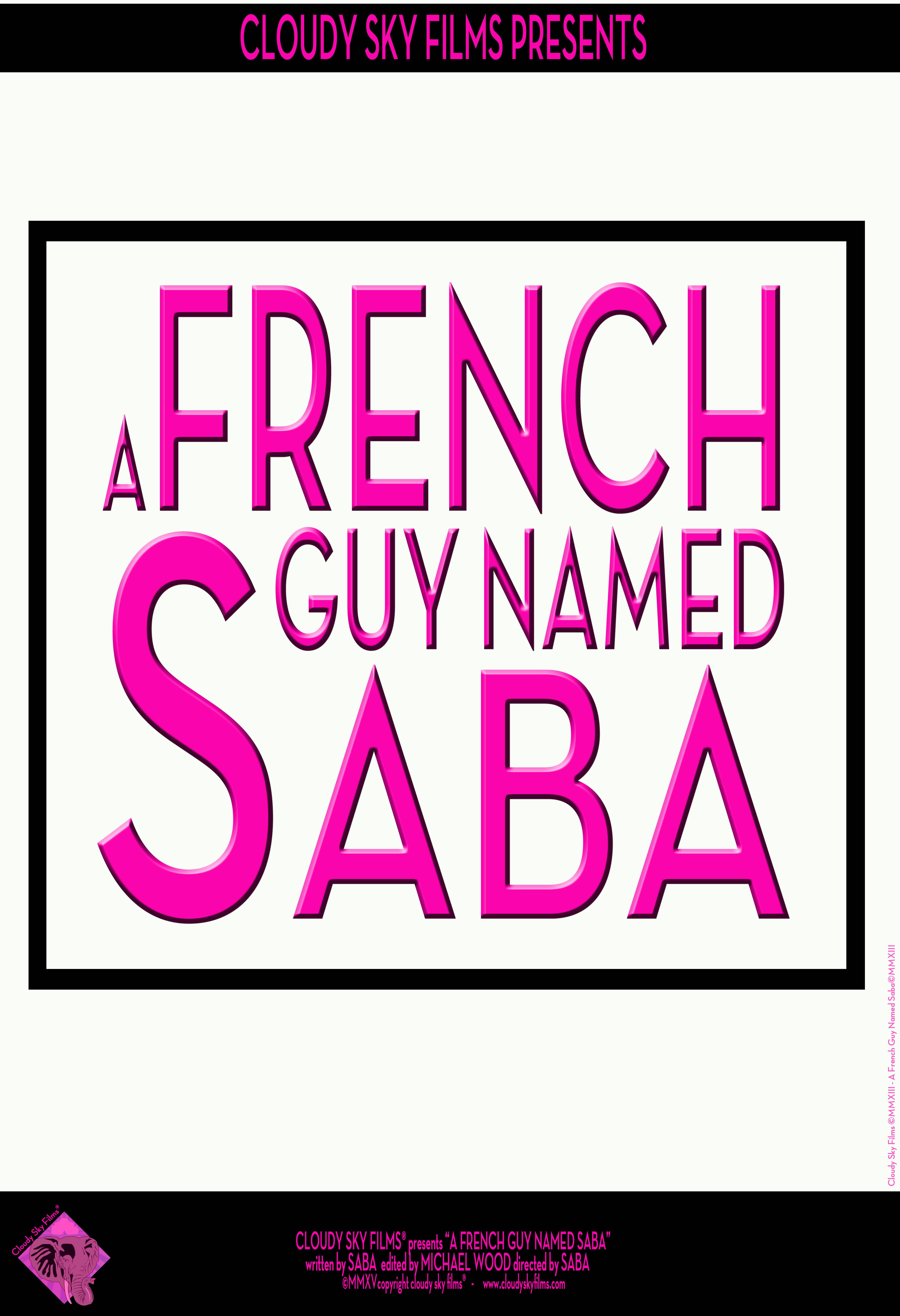 new POSTER FrenchSaba