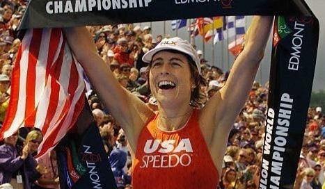 Siri Lindley - World Champion Triathlete, Multiple World Champion Coach
