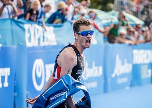 Jonny Brownlee - Multiple Triathlon Olympic Medalist, Multiple Triathlon World Champion