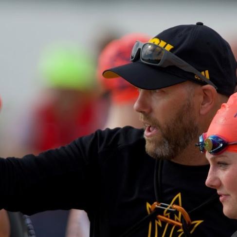 Cliff English - World Champion Triathlon Coach, 4 x NCAA National Champion Coach