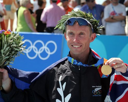 Hamish Carter - Triathlon Olympic Champion - High-Performance Consultant