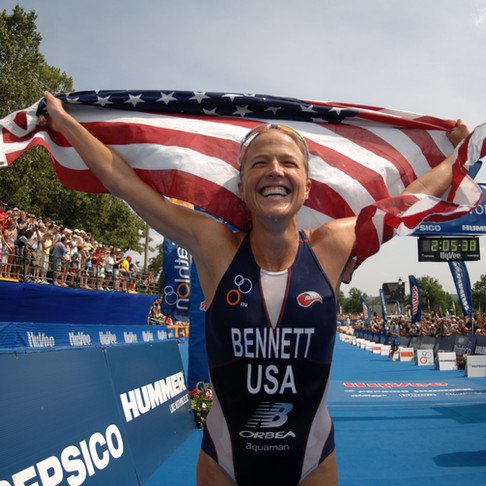Laura Bennett - Multiple Olympian & World Championship medalist