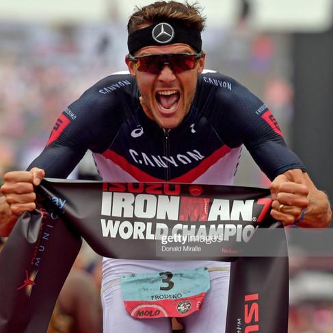 Jan Frodeno - Olympic Champion, 3 x Ironman World Champion, 2 x Ironman 70.3 World Champion