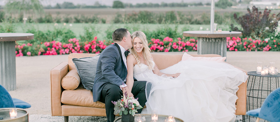 The Wedding Standard Featured | A Fresh and Modern Country Wedding | Carly + PJ