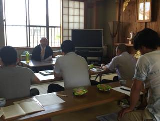 20160522 青年部 月例祭参拝・上野教会