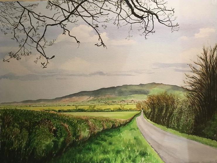 Towards Bredon Hill