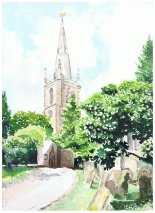 St Nicolas's Church in Warwick