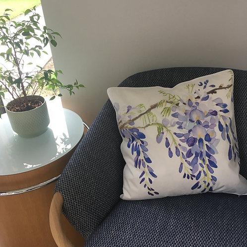 Wisteria Cushion