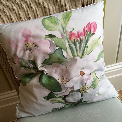 Apple Blossom Cushion