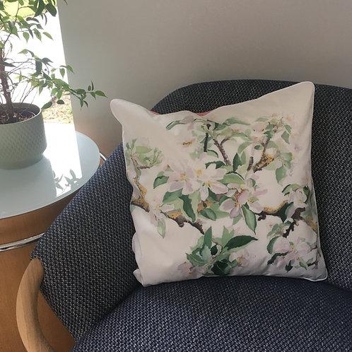 Espalier Apple Cushion