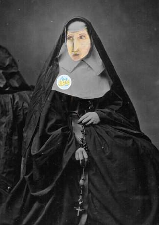 Big Jesus Gal Nun Club