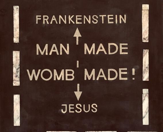 Frankenstein/Jesus
