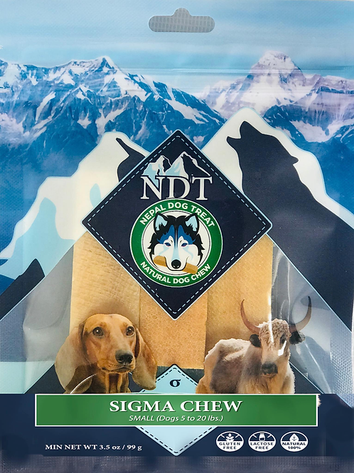 NDT Sigma Chew 3-Pack (Small)