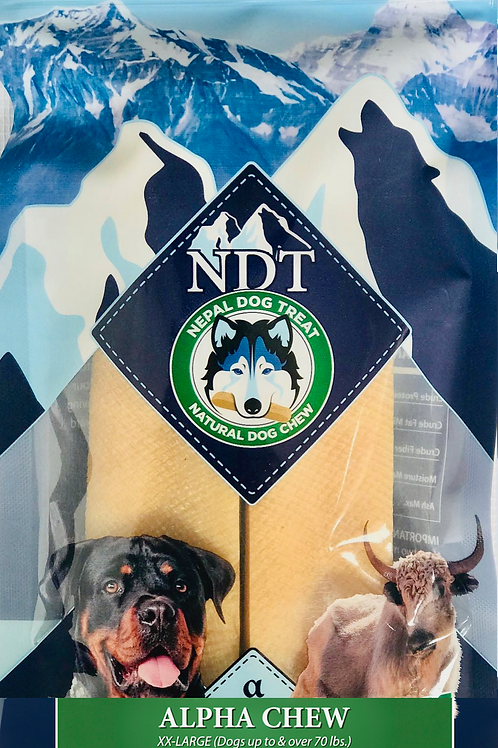 NDT Alpha Chew 2-Pack (XX Large)