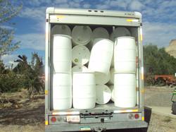 Food Grade Barrels