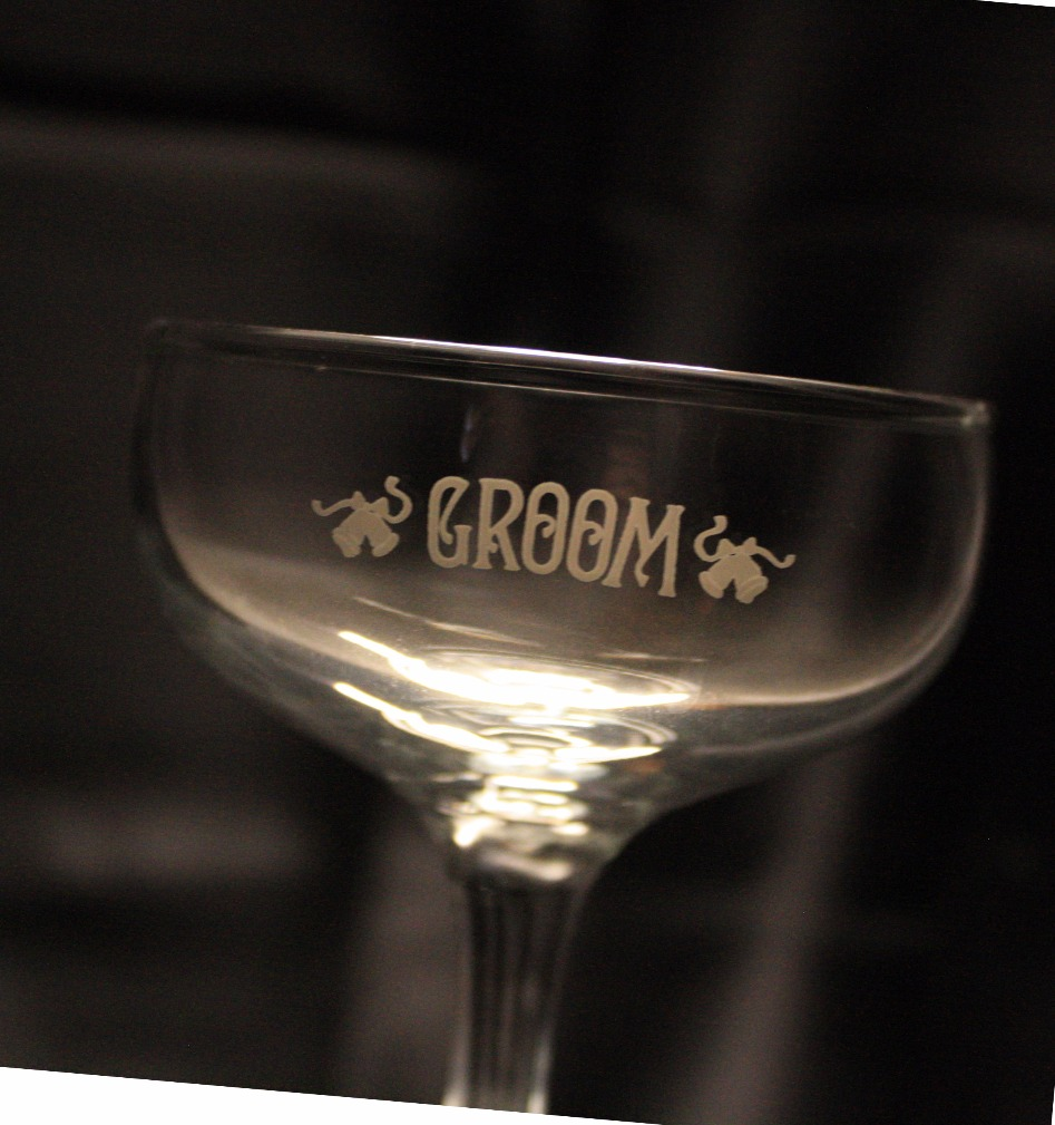 Groom's Glass
