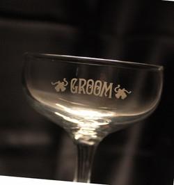 Groom's Glass