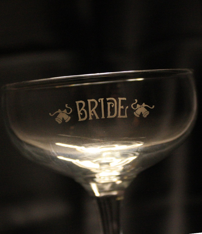 Bride's Glass