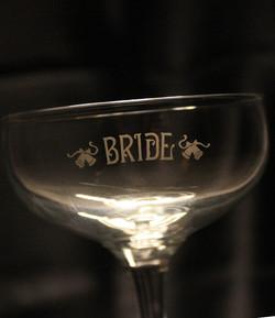 Bride's Glass