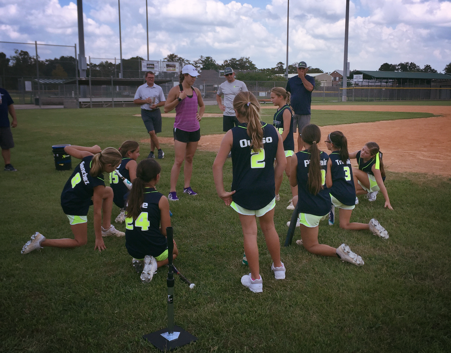 Xplosion Team Clinic