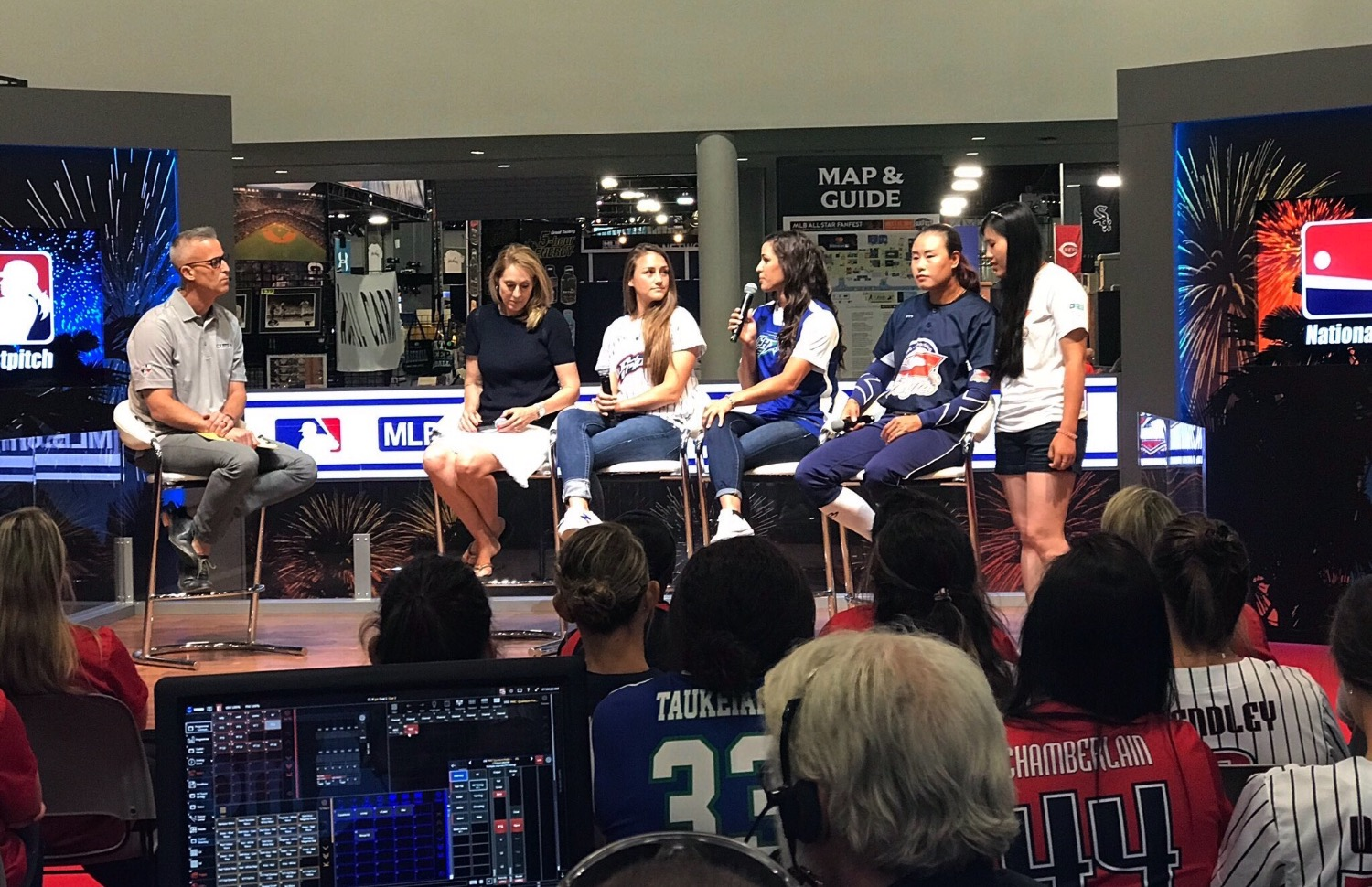 MLB Fan Fest Interview