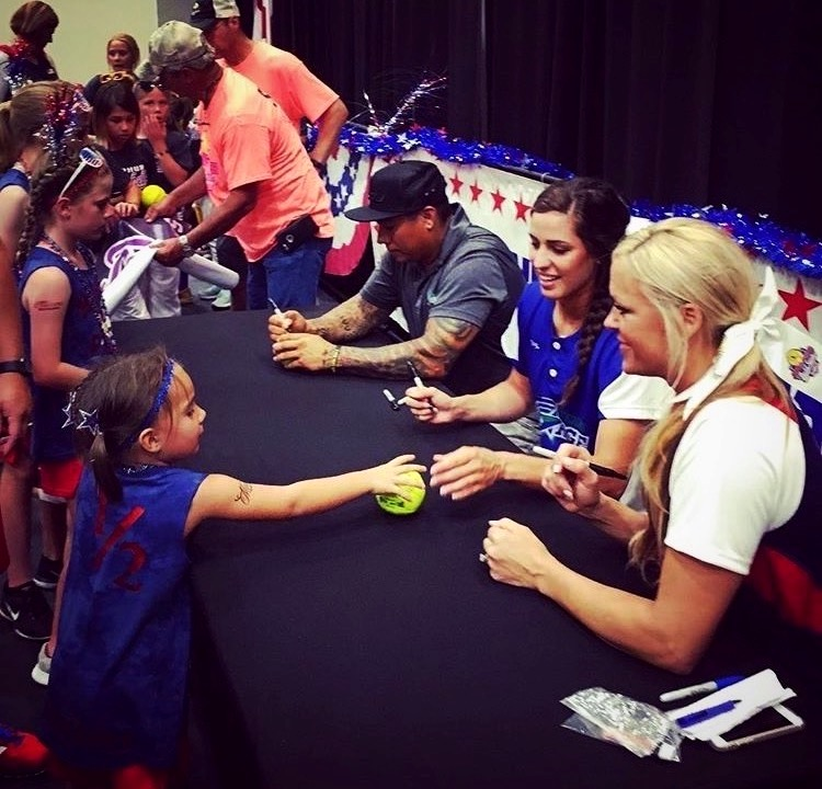 Jennie Finch World Series