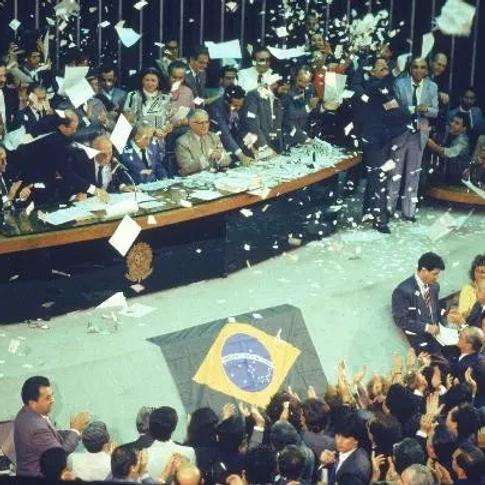 """Congresso Brasileiro """"Constituição e Nova República - 30 anos depois"""""""