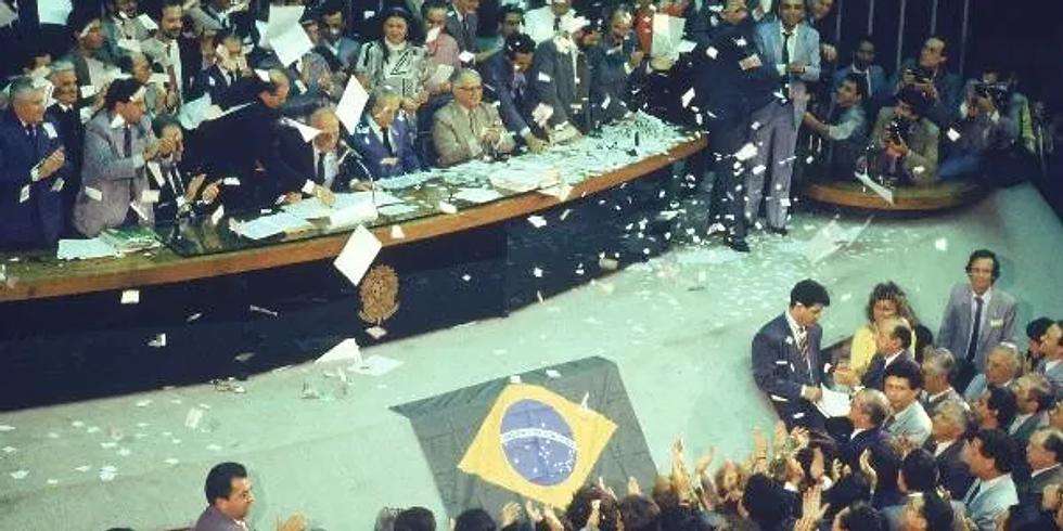 """Congresso Brasileiro """"Constituição e Nova República - 30 anos depois"""" (1)"""