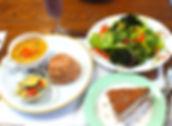 グレープキャロットマンスリーローフードカフェレストラン