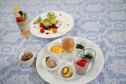 raw foodコース