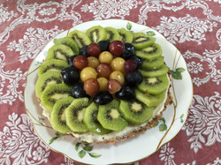 フルーツローケーキ