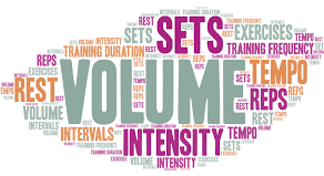 Sets, reps, frequency & volume…The struggle is real
