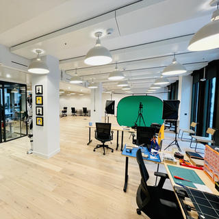 Content Creation Space