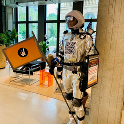 3 weSpark Innovation Astronaut wework La