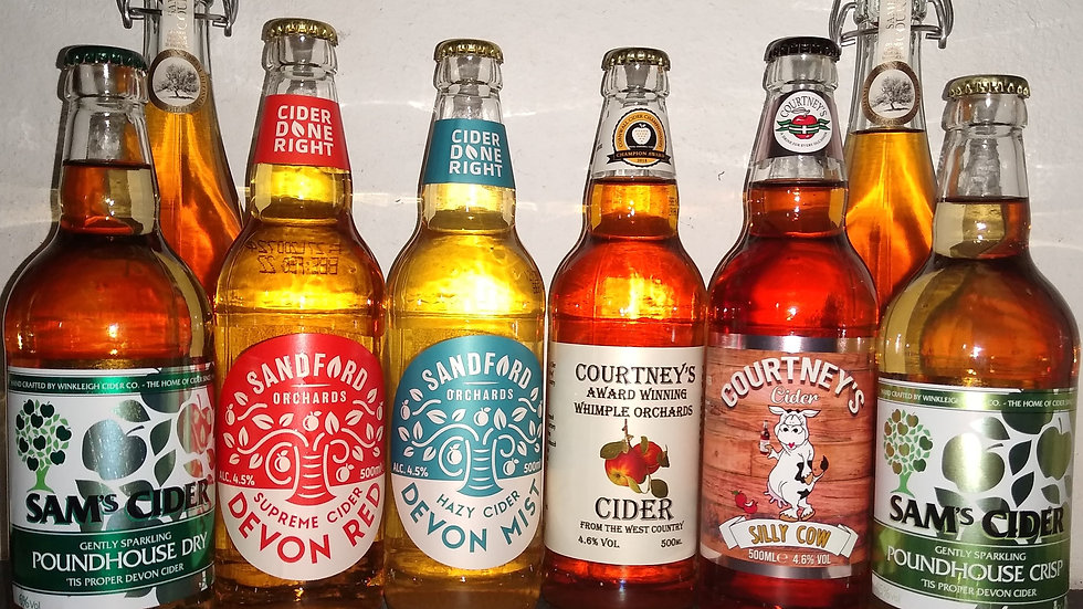 Real Ciders 4 - 6.5%