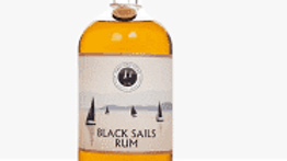 Black Sails Spiced Rum 40%