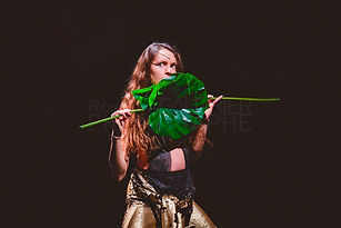 Marine Chesnais, danse, danseuse, danse contemporaine, Rhein, performance