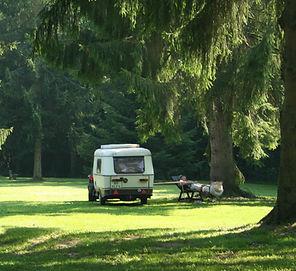 camping alaska-emplacements caravanes-te