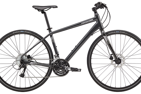 Cannondale Quick Disc 5 Gray 2019