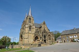 Basilique dAvioth-village-gaume-ardennes
