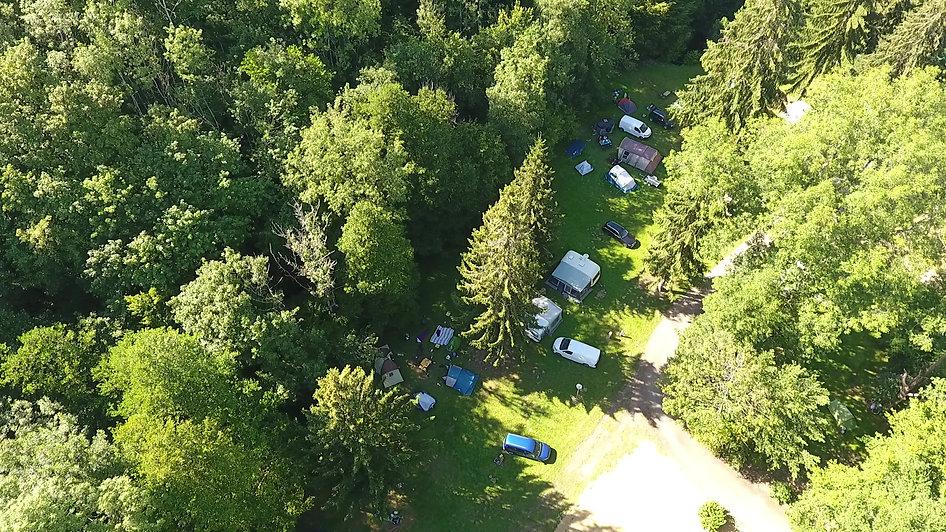 camping alaska-marbehan-emplacement de p