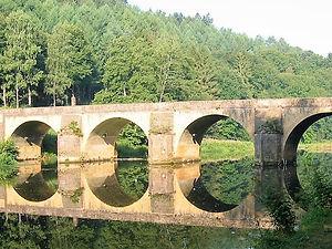 chiny-pont saint nicolas-semois-ardennes