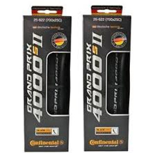 2 Continental Grand Prix 4000S II